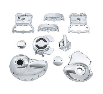 Harley-Davidson® Chrome VRSC Engine Kit 16309-04A