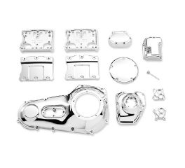Chrome Engine Kit for Twin Cam-Equipped Models