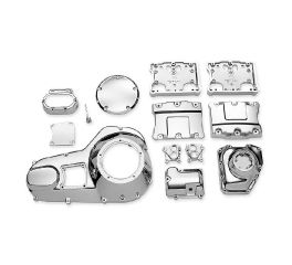 Chrome Engine Kit for Twin Cam Touring Models