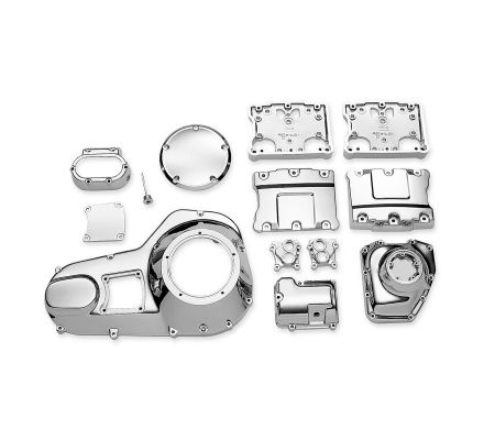 Harley-Davidson® Chrome Engine Kit for Twin Cam Touring Models 16326-02