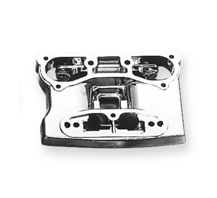 Harley-Davidson® Chrome Lower Rocker Cover- '84-'99 Models 17530-92