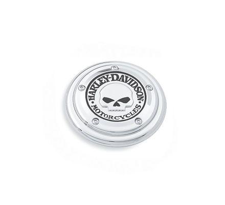 Harley-Davidson® Willie G. Skull Air Cleaner Trim 29417-04