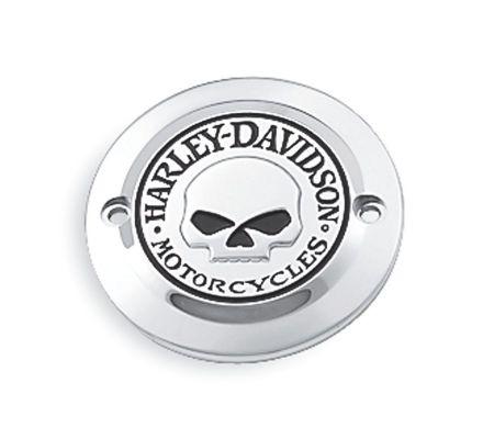 Harley-Davidson® Willie G. Skull Timer Cover 32972-04A