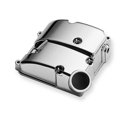 Harley-Davidson® Twin Cam Chrome Transmission Top Cover 34469-99B