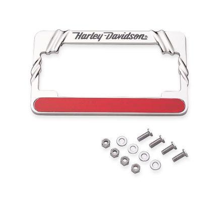 Harley-Davidson® Script License Plate Frame 59141-98