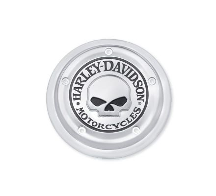 Harley-Davidson® Willie G. Skull Air Cleaner Trim 61400007