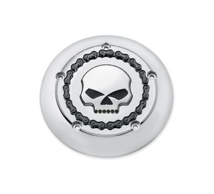 Harley-Davidson® Skull & Chain Air Cleaner Trim 61400170