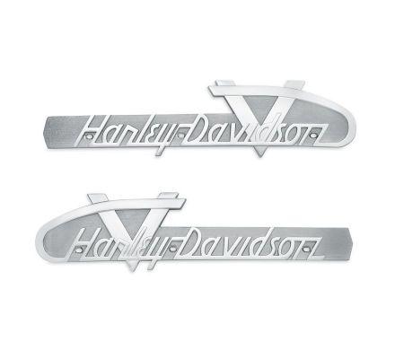 Harley-Davidson® 1955-1956 V-Logo Fuel Tank 61814-55T