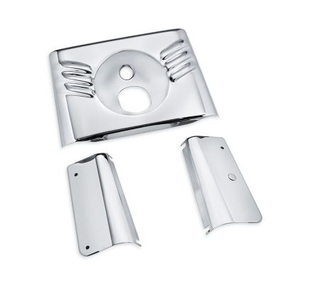Harley-Davidson® Chrome Fork Cover Kit 67890-91C