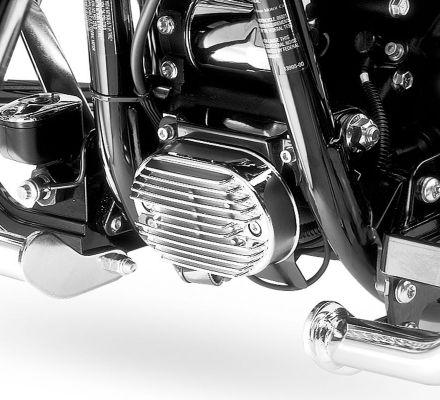 Harley-Davidson® Chrome Voltage Regulator 74610-01
