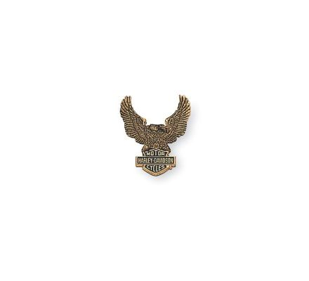 Harley-Davidson® Eagle Bar & Shield Large Medallion 91811-85