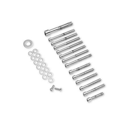 Harley-Davidson® Gearcase/Front Sprocket Cover Hardware Kit 94280-04