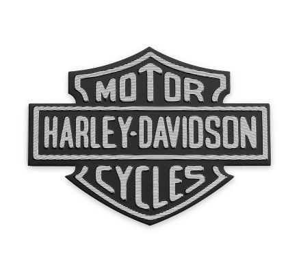 Harley-Davidson® Metal Adhesive-Backed Medallion 99352-82Z