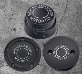H-D® Motor Co. Black