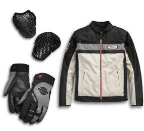 New Rider Gear