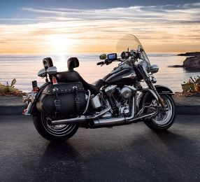 2017 Heritage Softail Classic 2
