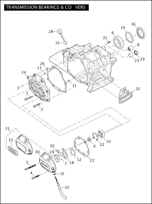 2011 Touring Models Parts Catalog