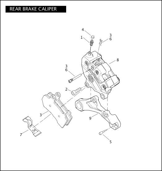 2008 Touring Models Parts Catalog