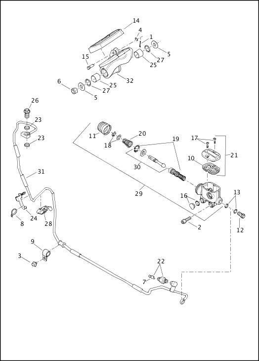 2014 Police Models Parts Catalog