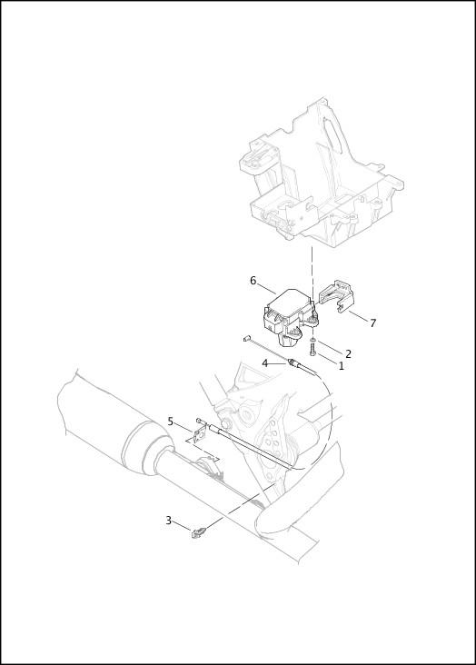 ACTIVE INTAKE & EXHAUST|2013 FLHTCUSE8 Parts Catalog